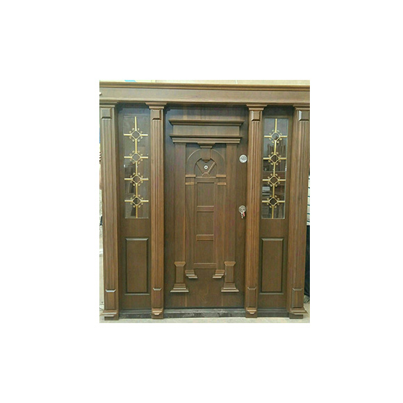 درب ضدسرقت چوبی
