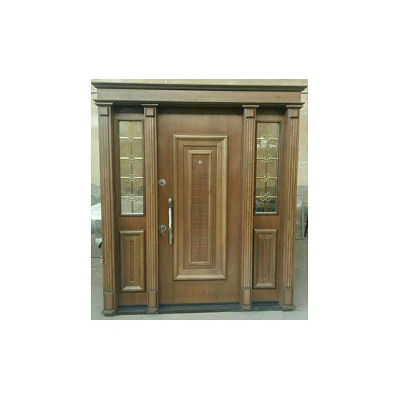 درب ضدسرقت چوبی Z01