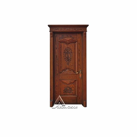 درب چوبی کلاسیک W11