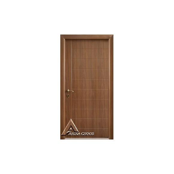 درب mdf روکش pvc