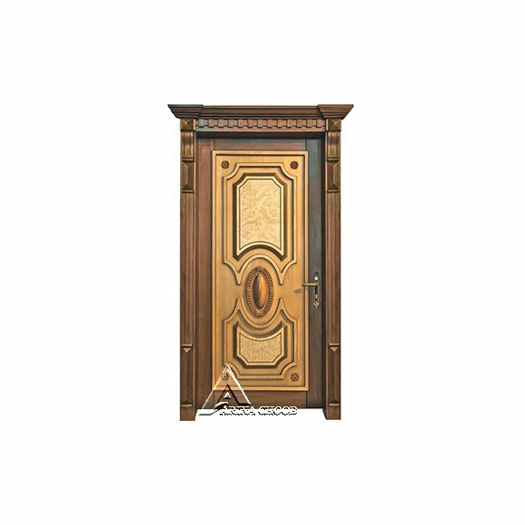 ساخت درب چوبی کلاسیک