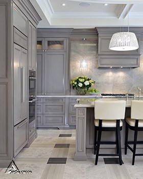 کابینت آشپزخانه کلاسیک K01