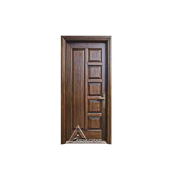 درب چوبی کلاسیک W22