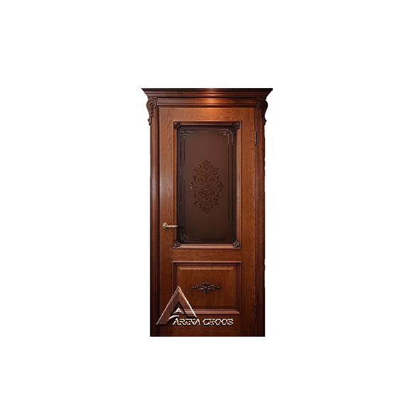 درب چوبی کلاسیک