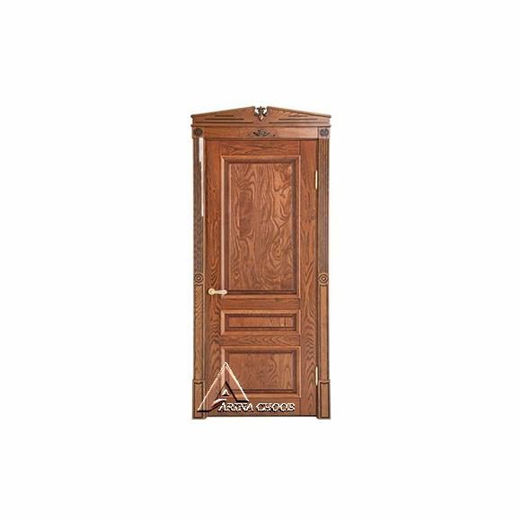 درب چوبی کلاسیک W35