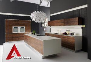 کابینت آشپزخانه پست مدرن