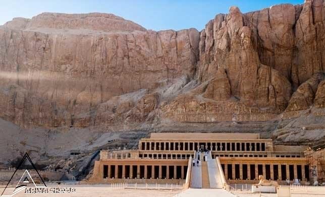 تاریخچه درب چوبی قدیمی در مصر