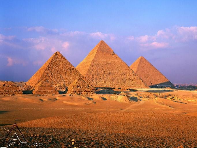 معماری در مصر