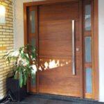 درب ورودی ویلایی